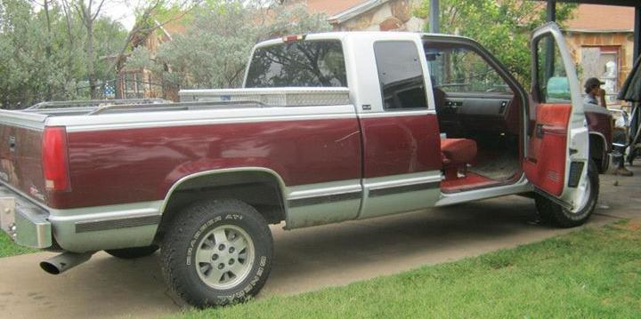 1994 GMC Sierra-1500-Extended-Cab