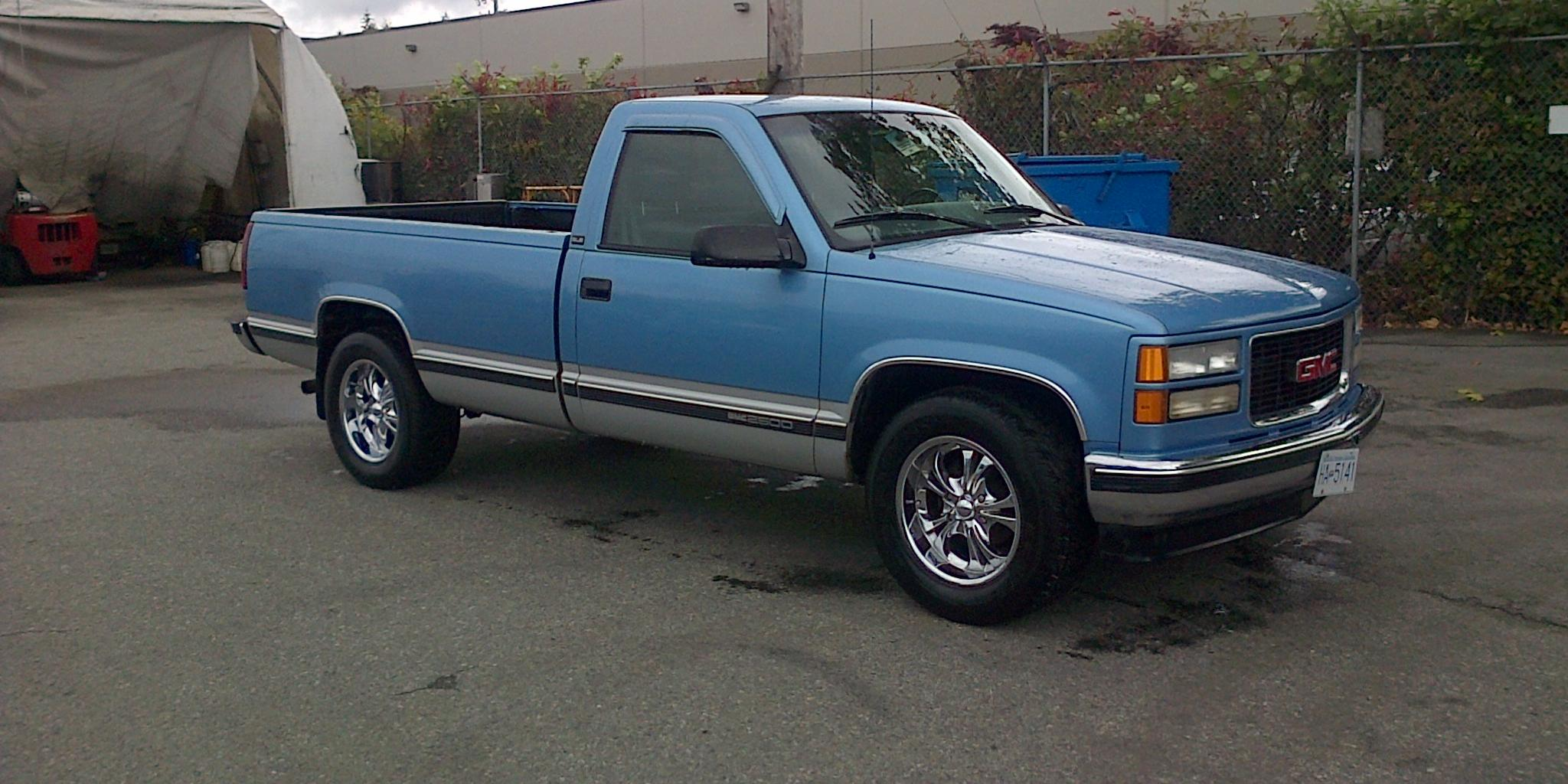1997 GMC 2500-HD-Regular-Cab