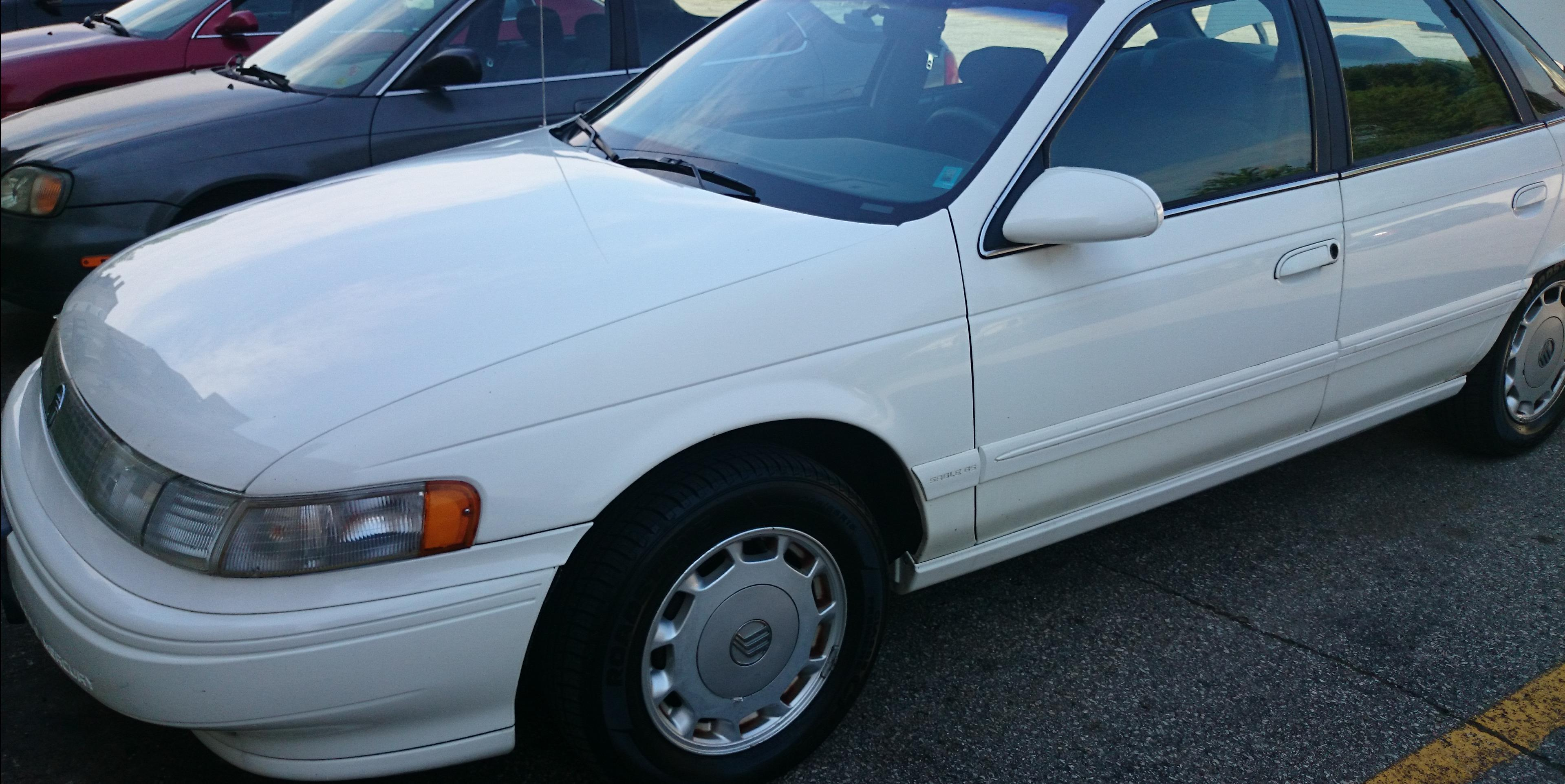 top51sable 1994 Mercury Sable
