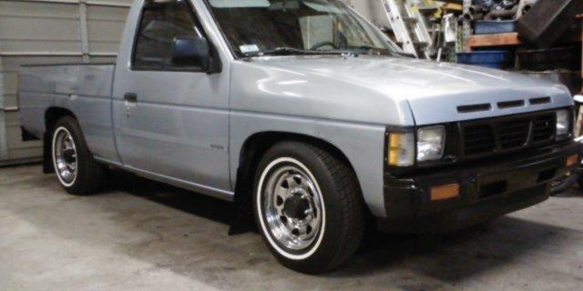1990 Nissan D21-Pick-Up