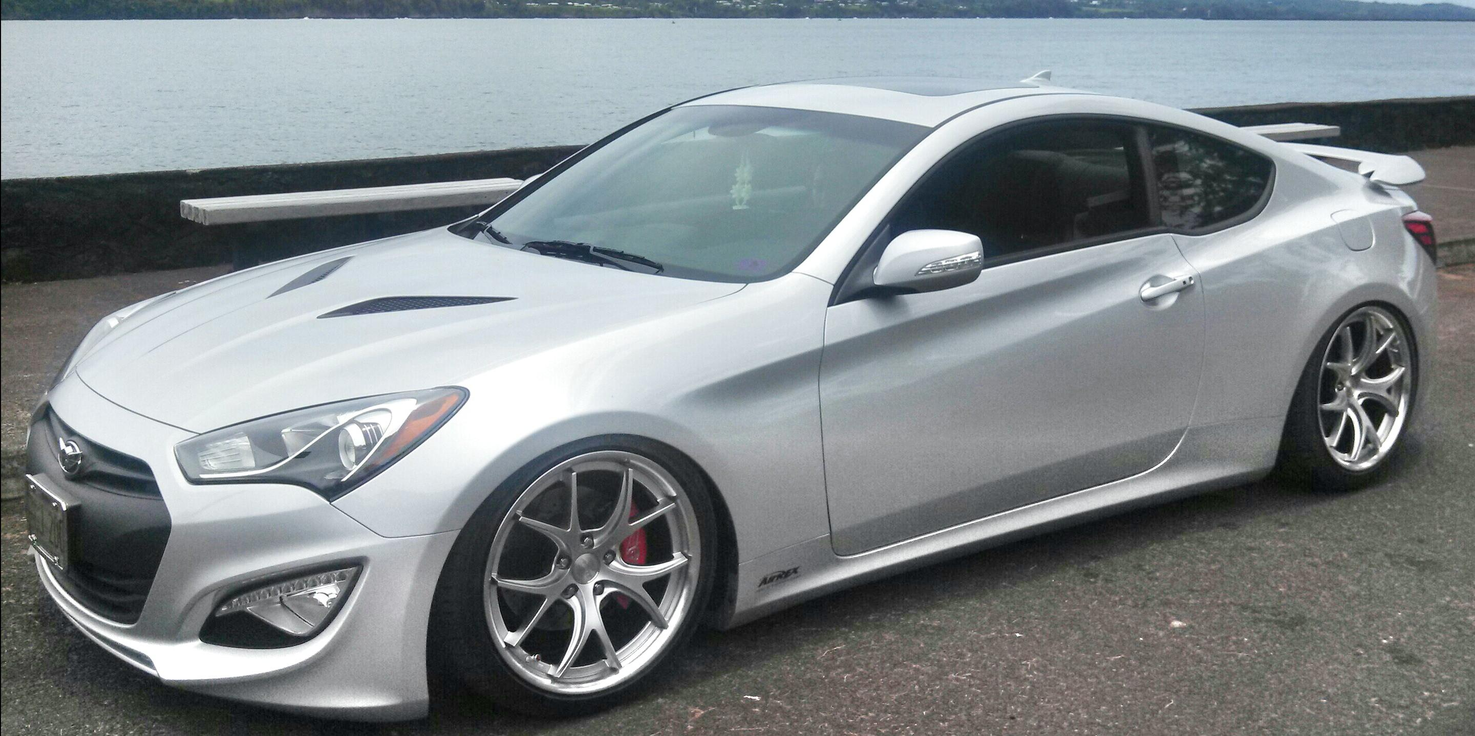 Hyundai Genesis Coupe View All Hyundai Genesis Coupe At