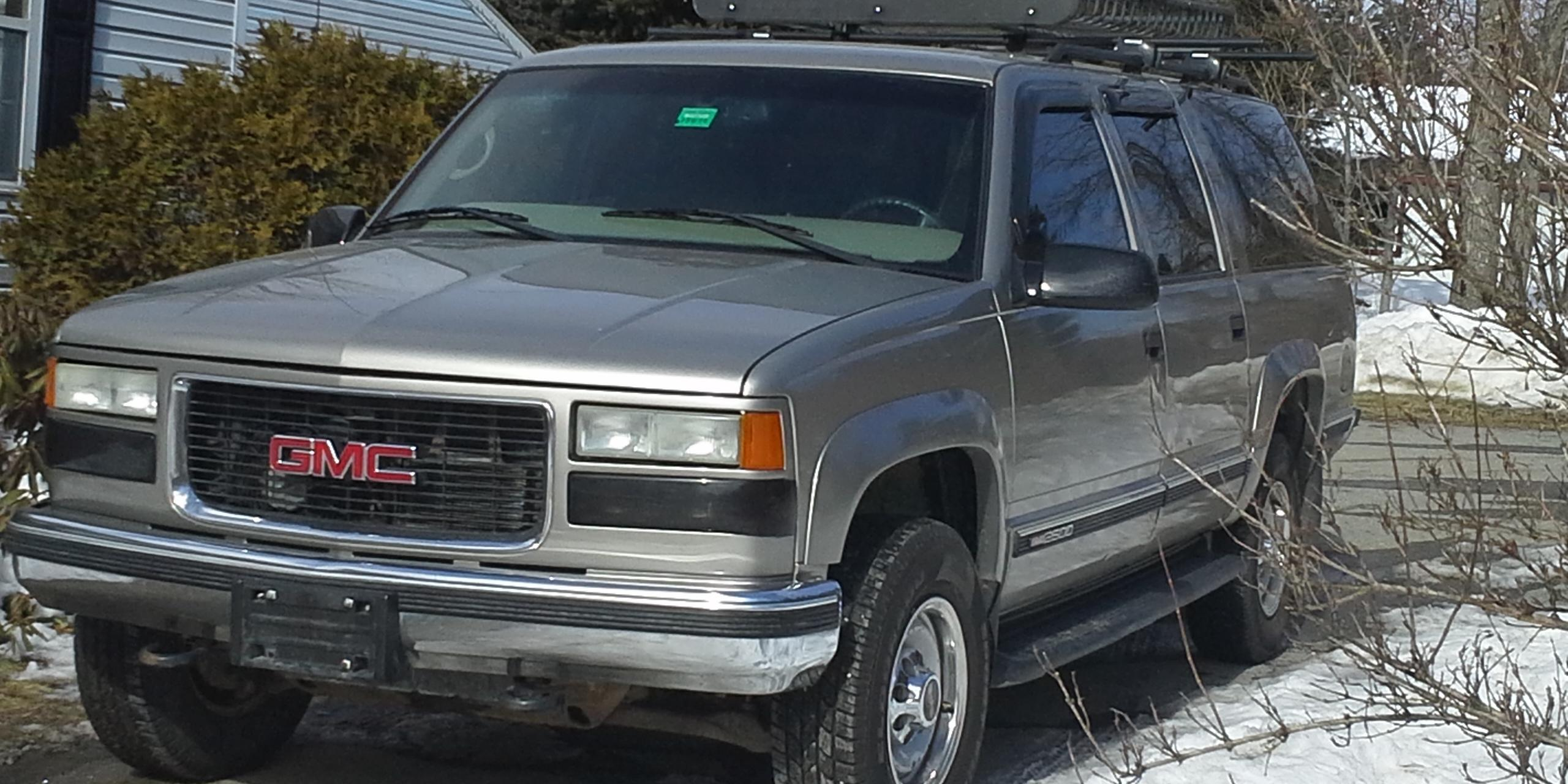 Hardlyworking87 1999 Gmc Suburban 2500sport Utility Specs Photos Modification Info At Cardomain