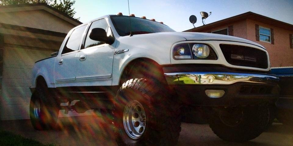 2003 Ford F150-SuperCrew-Cab