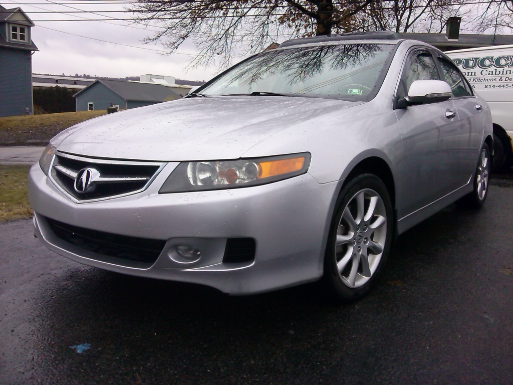 copart lot at acura tsx sale ny brookhaven cars for