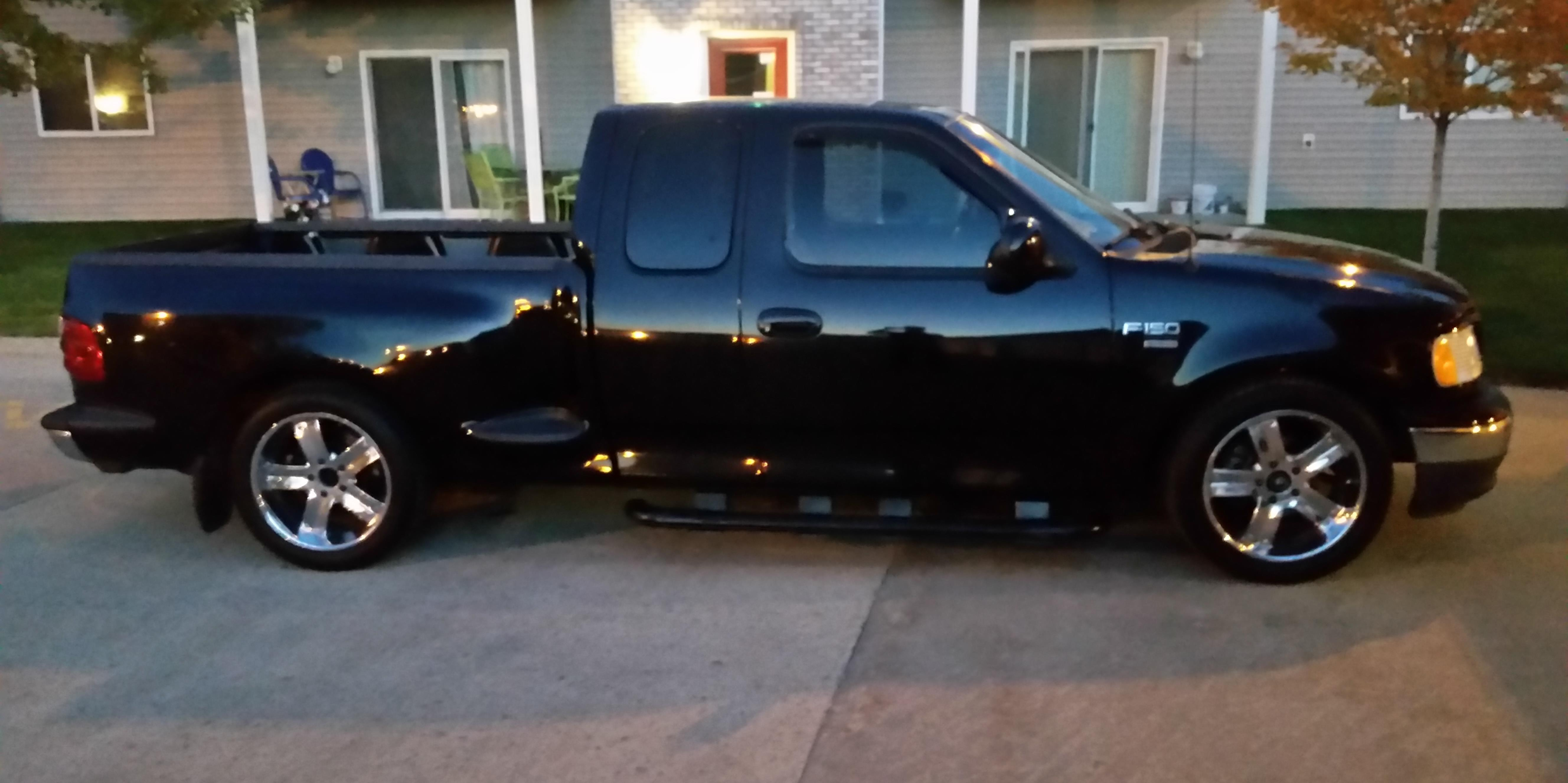 Jesse Meissner 2003 Ford F150 Super CabXLT Specs, Photos