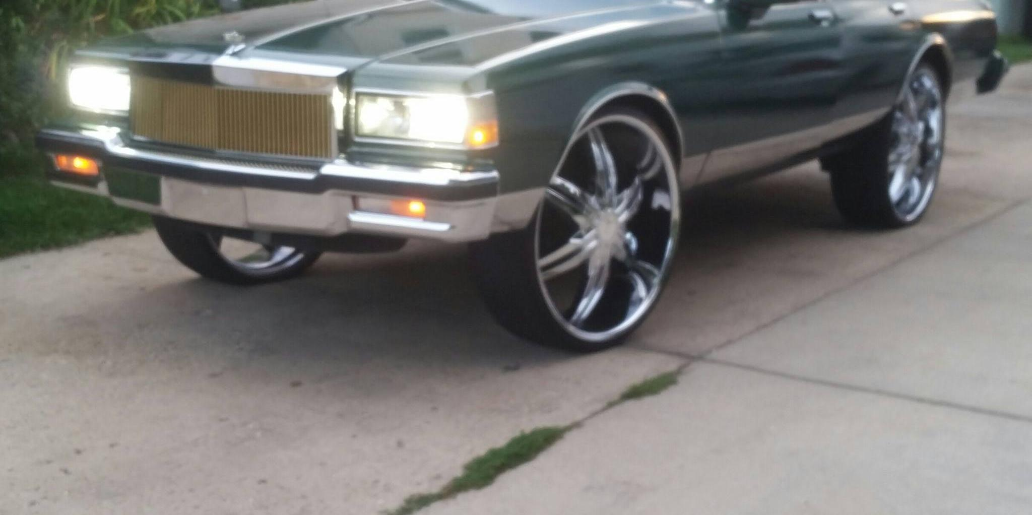 frenchie1229 1990 Chevrolet Caprice-Classic