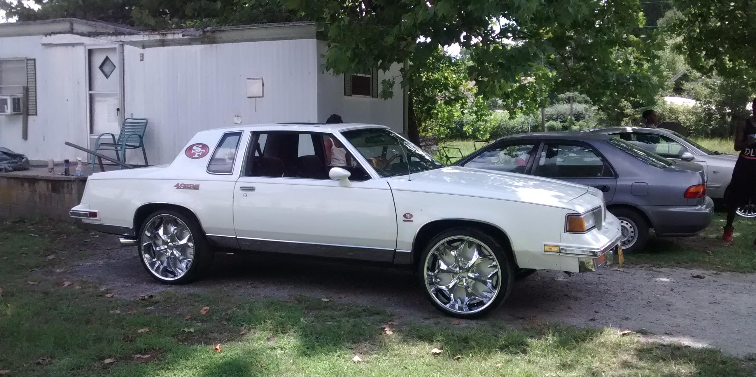 1988 Oldsmobile Cutlass-Supreme