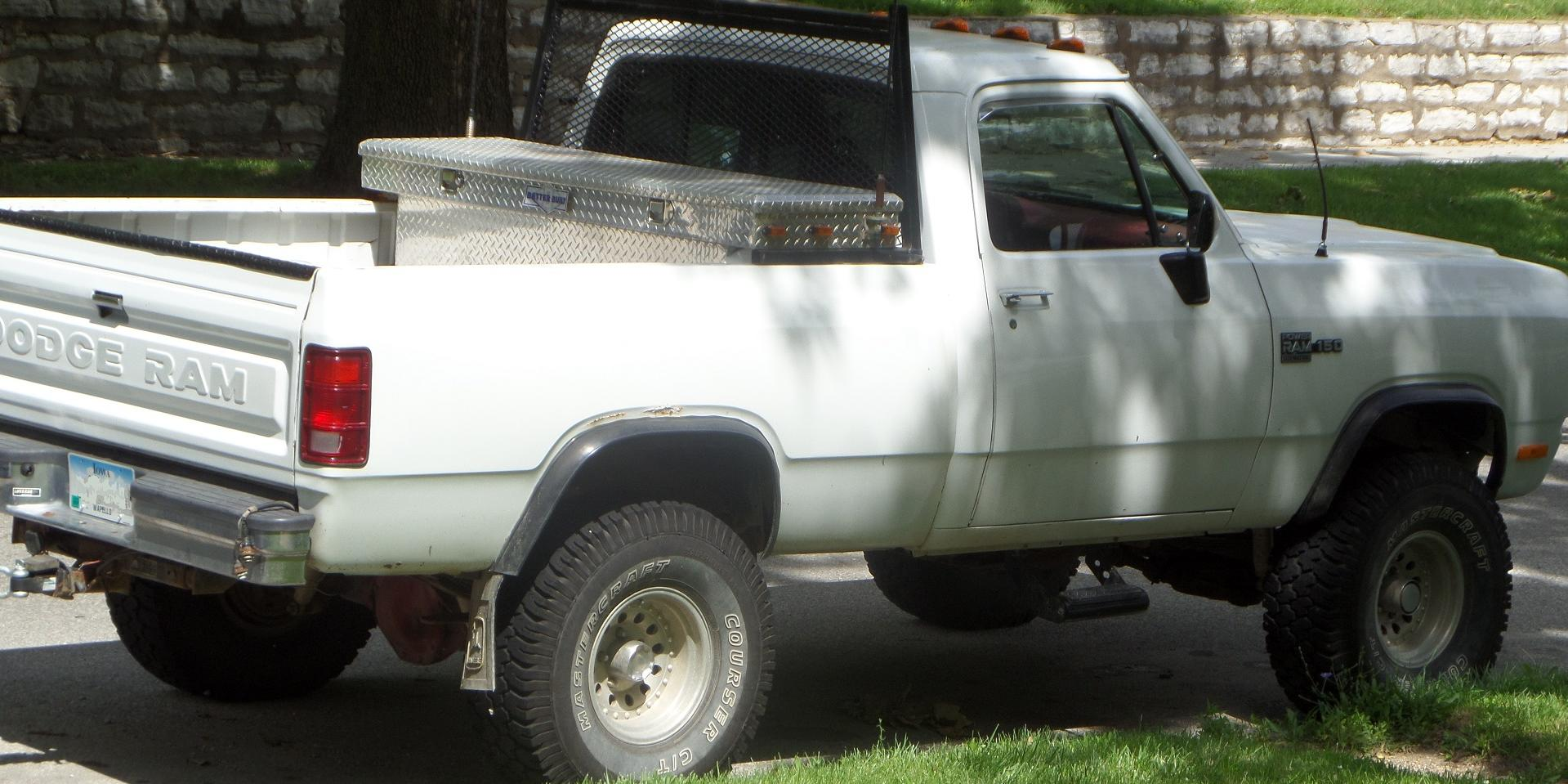 1991 Dodge W-Series-Pickup