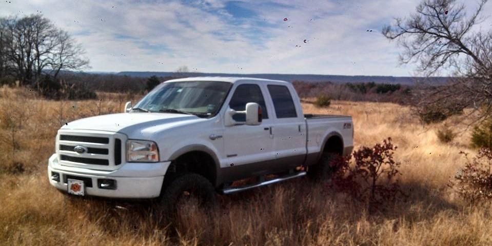 Chris Spradling 2006 Ford F250-Super-Duty-Crew-Cab