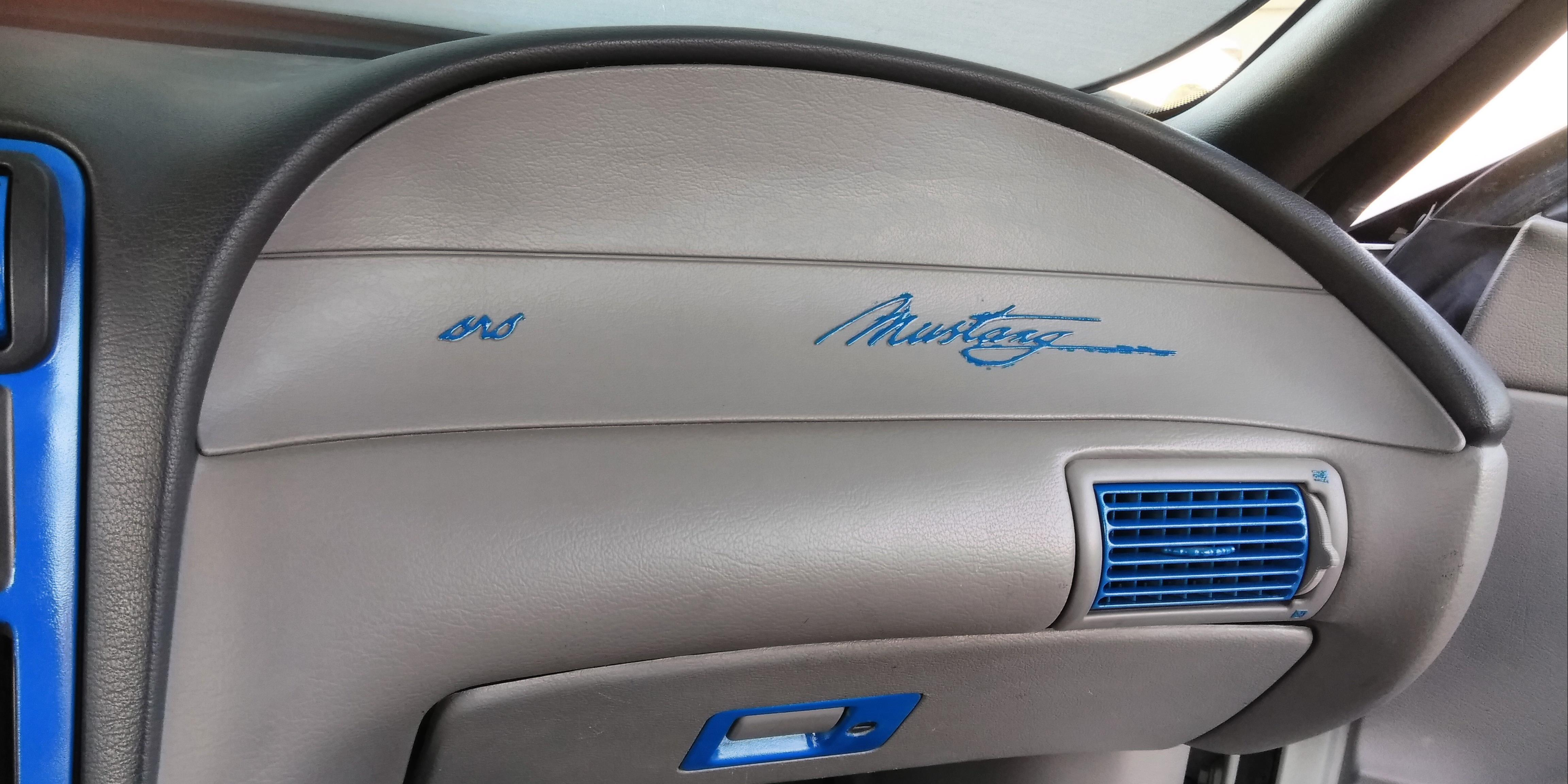 Liquid Style 2004 Ford Mustang