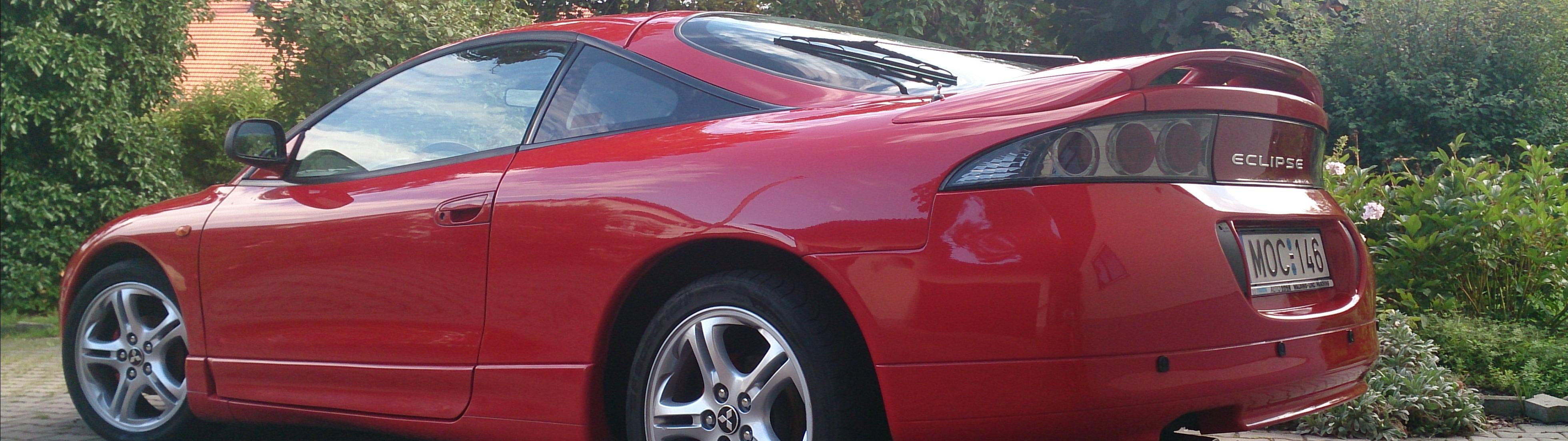 1996 Mitsubishi Eclipse