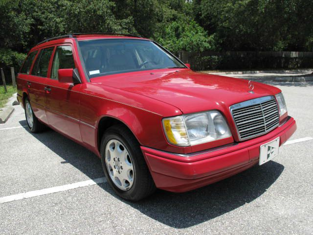 1995 mercedes benz e class page 4 view all 1995 mercedes for Mercedes benz e class 1995