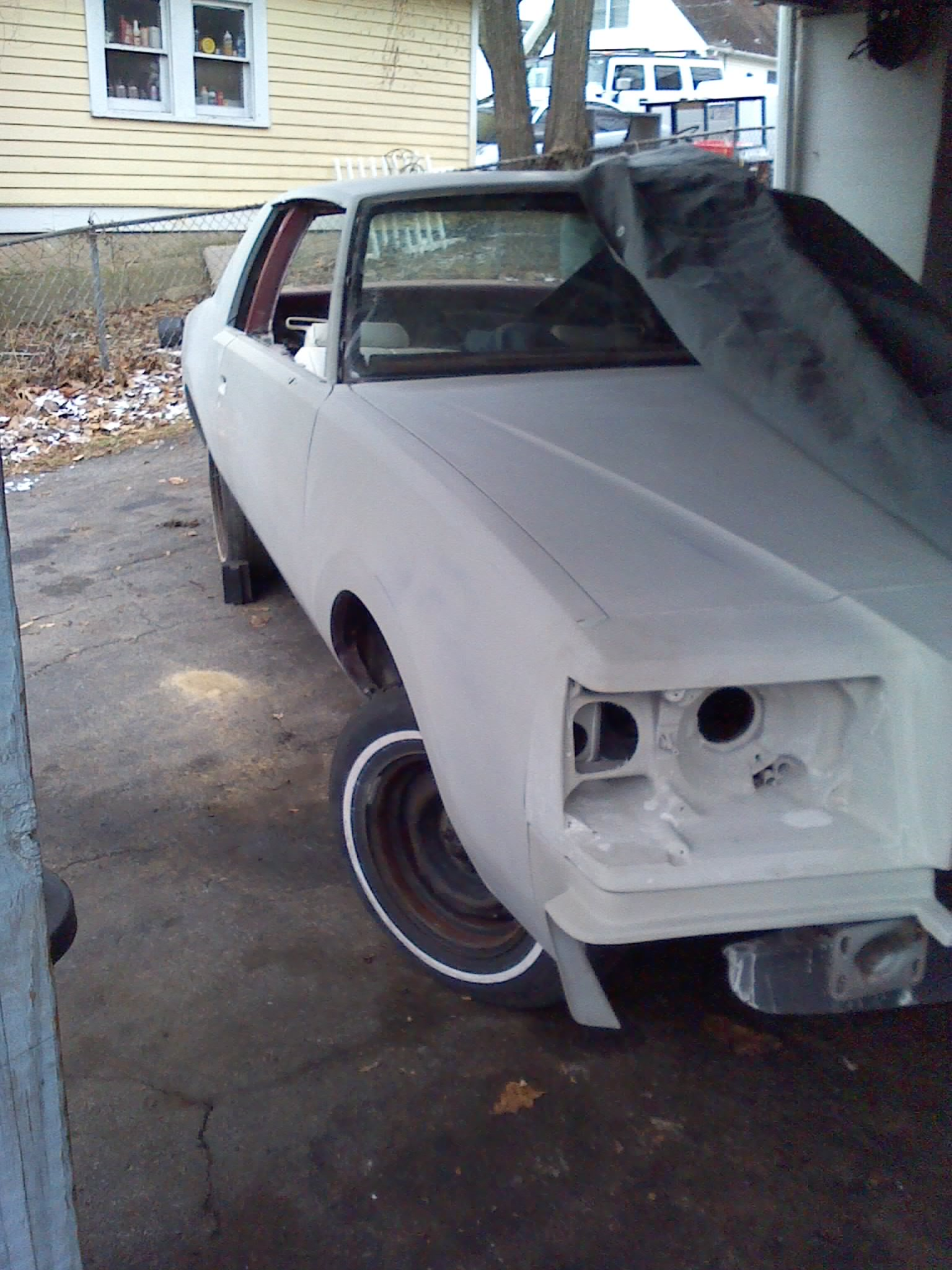 mfb496's 1978 Buick Regal