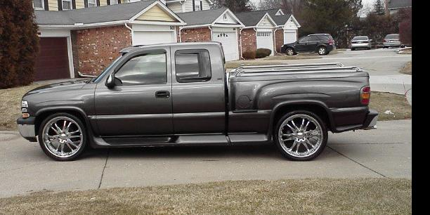 TayWill 2000 Chevrolet 1500-Extended-Cab