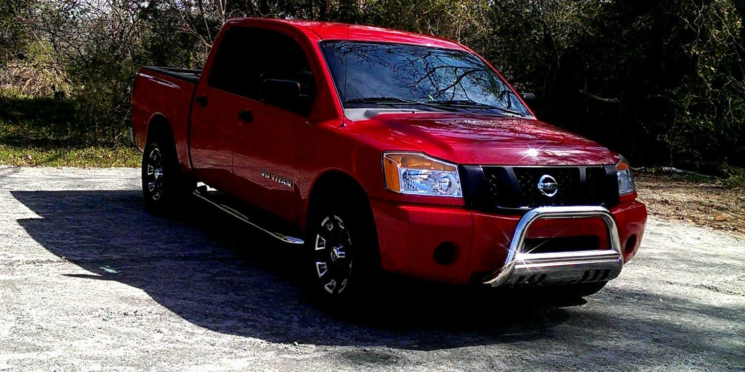 lilsewell07's 2009 Nissan Titan-Crew-Cab
