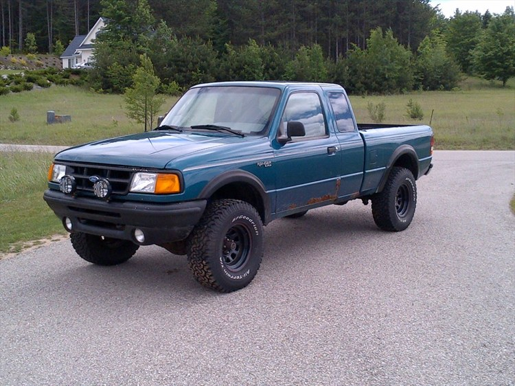 Another rkneeshaw 1994 Ford Ranger Super Cab post... - 15850080