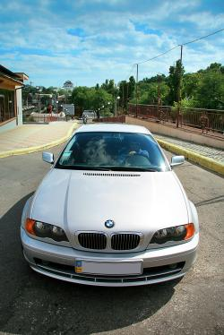 Droopy D. 2001 BMW 3 Series