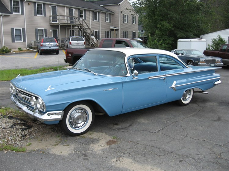 Bel Air Car >> 91041960 1960 Chevrolet Bel Air Specs, Photos, Modification Info at CarDomain