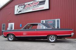 Perfection 1st 1966 Plymouth Fury
