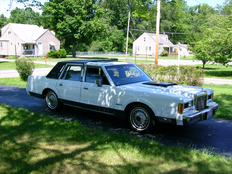 lincolnlarry 1989 Lincoln Town Car