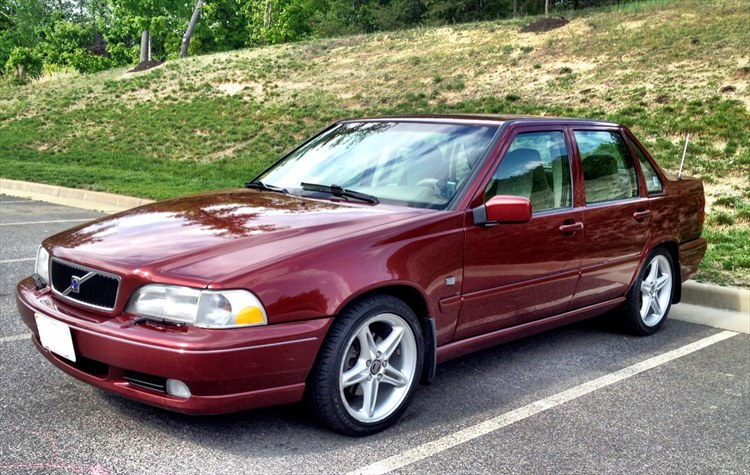 Large on 2000 Volvo S70 Horsepower