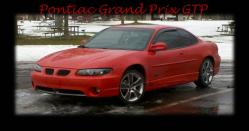 Red Devil 2001 Pontiac Grand Prix