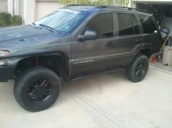 Chris-Putnam 2002 Jeep Grand Cherokee