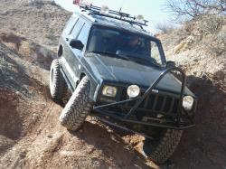 Romad4us 1998 Jeep Cherokee 