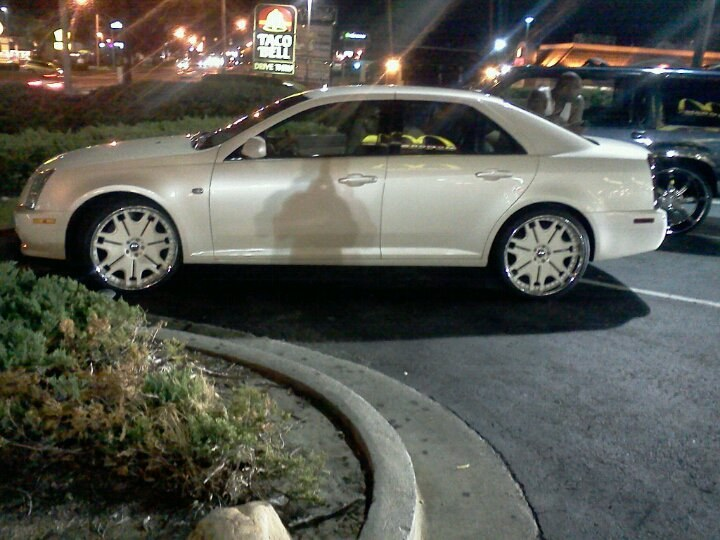 lacboi 2006 Cadillac STS