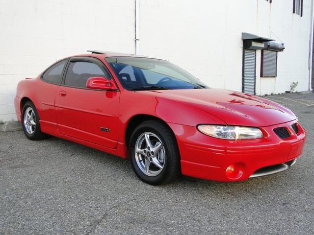 red devil 2001 pontiac grand prixgtp coupe 2d specs photos modification info at cardomain cardomain