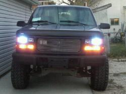 1995 GMC 2500 HD Extended Cab