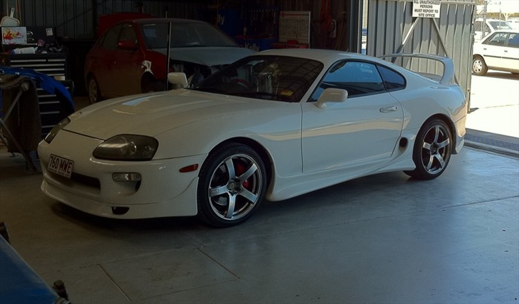 Another car_obsessed 1996 Toyota Supra post... - 15790099