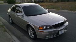 manny1525 2002 Lincoln LS