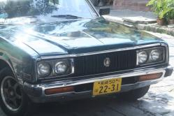 Greenfossil 1977 Toyota Crown