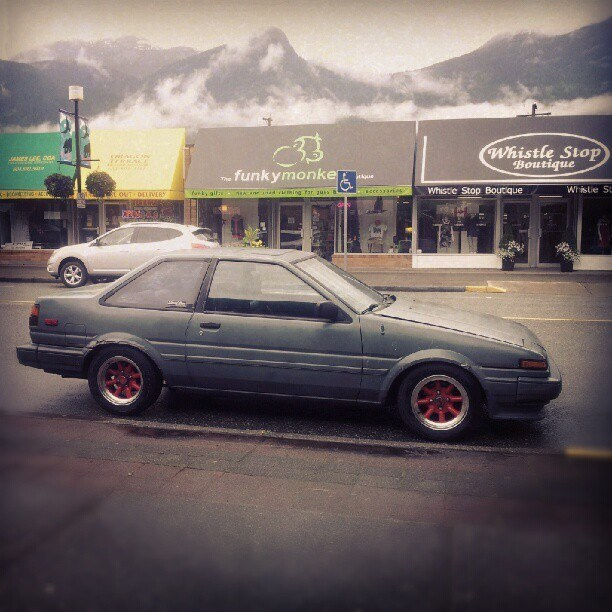 Another nickleboe 1987 Toyota Corolla post... - 15861090