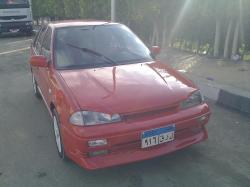 Ahmad Nagy 1993 Suzuki Swift