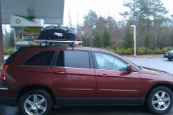 2007pacifica 2007 Chrysler Pacifica