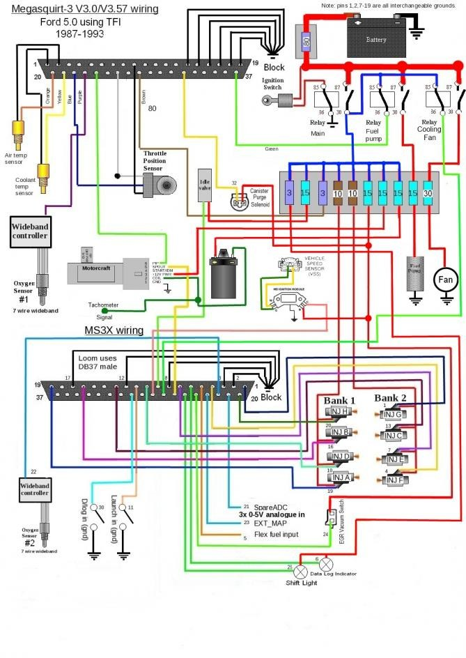 my ms3 harness schematic opinions archive mx 5 miata forum