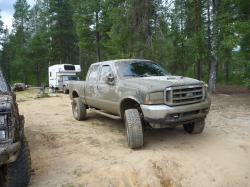 nyberg 2004 Ford F250 Super Duty Crew Cab