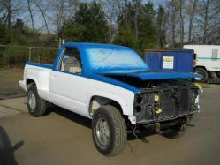Ryan-Jackson 1993 Chevrolet C/K Pick-Up