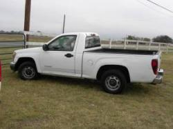 El-Ernie 2004 Chevrolet Colorado Regular Cab