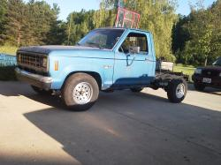 fiveoguy 1987 Ford Ranger Regular Cab