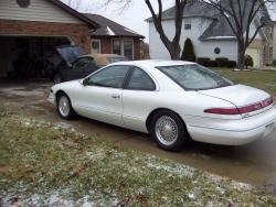 harridu 1994 Lincoln Mark VIII