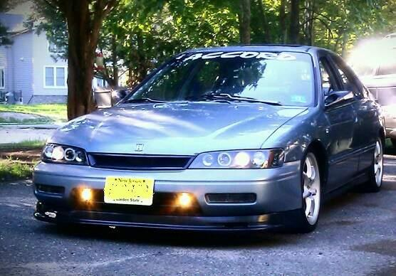 Brooklyn Finest 1995 Honda Accord Specs Photos