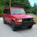 nhtrooper 1988 Isuzu Trooper II