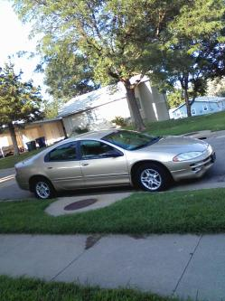 Ravenrwe 1999 Dodge Intrepid