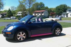 therocketnikki 2006 Volkswagen New Beetle