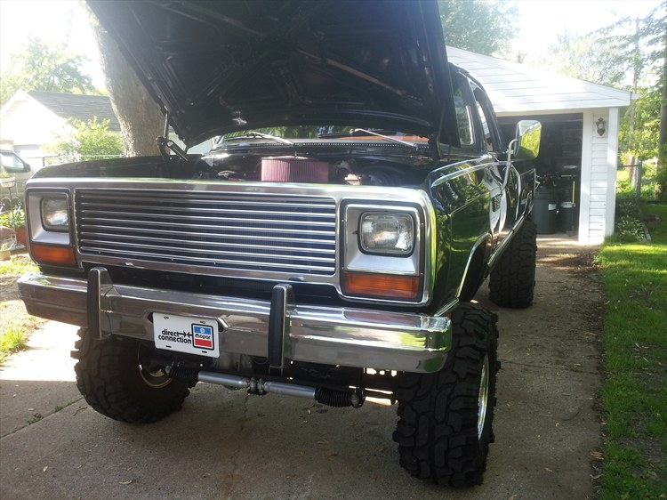 Another w150440 1985 Dodge W-Series Pickup post... - 15771039