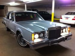 hamcar 1980 Lincoln Mark VI