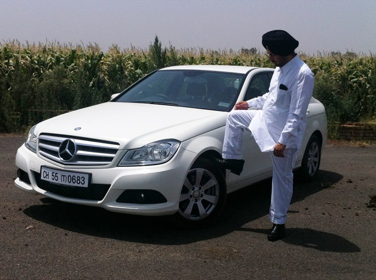 LOVEMEET's 2012 Mercedes-Benz C-Class